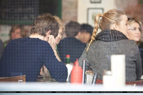 blake&chace out to lunch