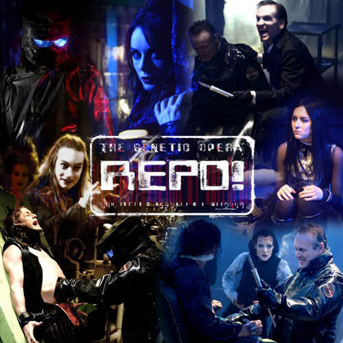 Repo! The Genetic Opera wallpaper containing a concert titled cool wallpaper