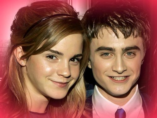 hermoine and harry forever