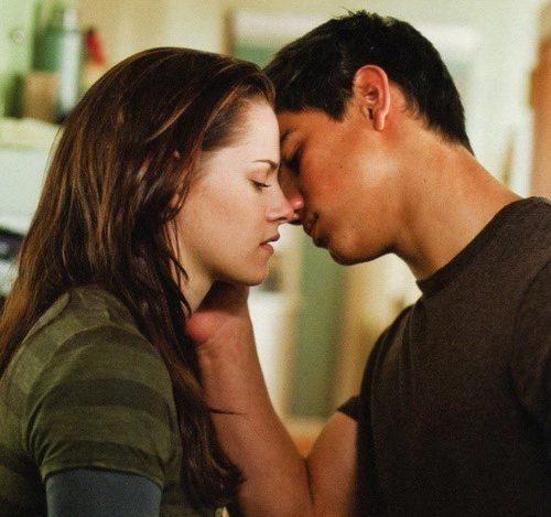 jacob and bella kiss¡¡?