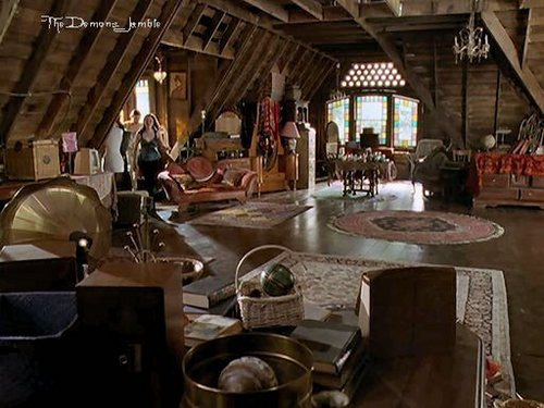 Piper Halliwell wallpaper probably with a birreria, brasserie titled manor:the attic and basement;)