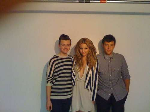 photoshoot - cory, dianna, chris