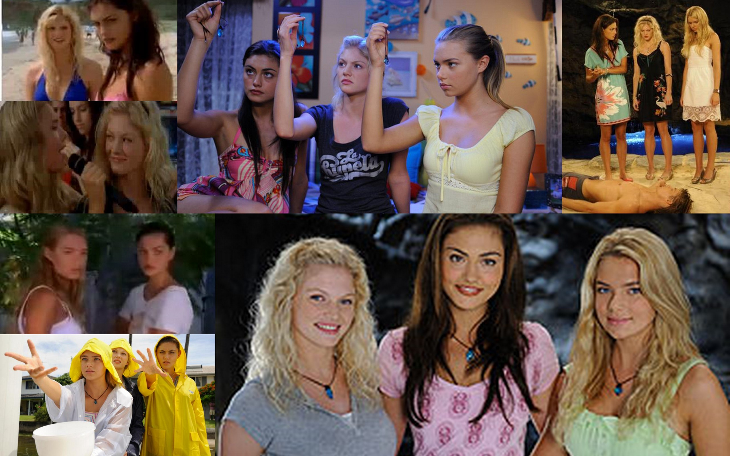 H2o just add water girls images season 3 girls hd for Just add water cast