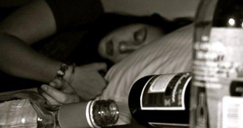 x-missmckena-x - Photoshoot for Alcohol Abuse