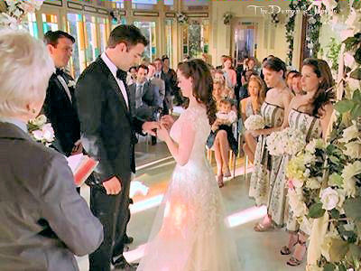 Свадьба зачарованные