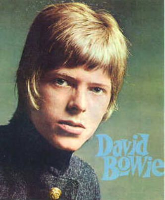 Do you like the picture of David Bowie as a young man or ...
