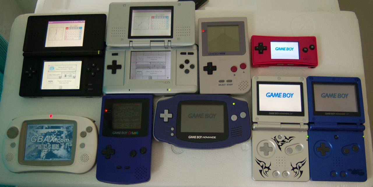 How many Gameboy systems do you own? Poll Results - Gameboy - Fanpop