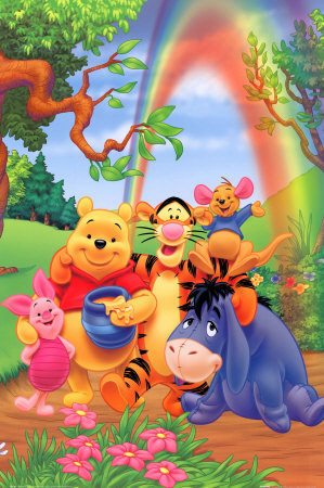 Do Tu Amor Pooh And All His Friends No Matter What Winnie Pooh