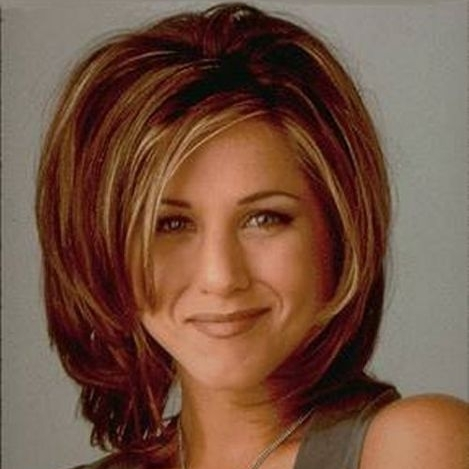 how to cut the rachel haircut from friends