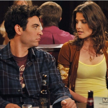 Barney and Robin How I Met Your Mother Wiki Fando