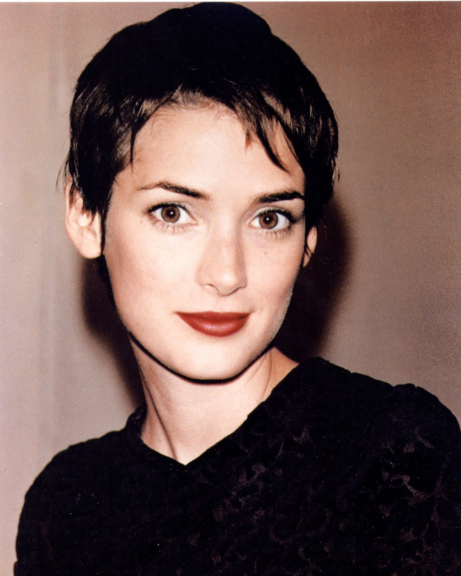 Rumors Say That She Ll Be Holly Short In Artemis Fowl Movie Do You Think She Would Suit The Part Winona Ryder Fanpop