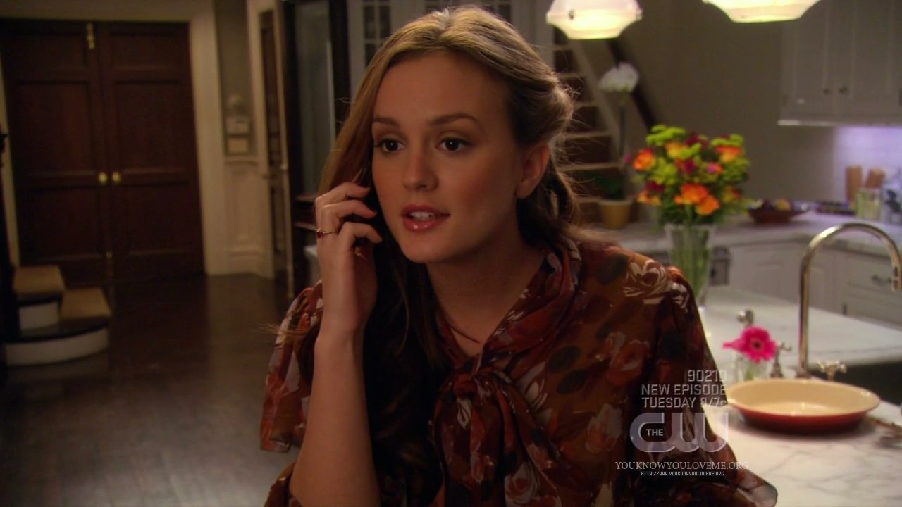 Blair waldorf hair season 4