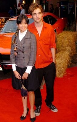 robert pattinson and katie leung relationship