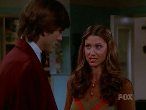 Brooke from that 70s show