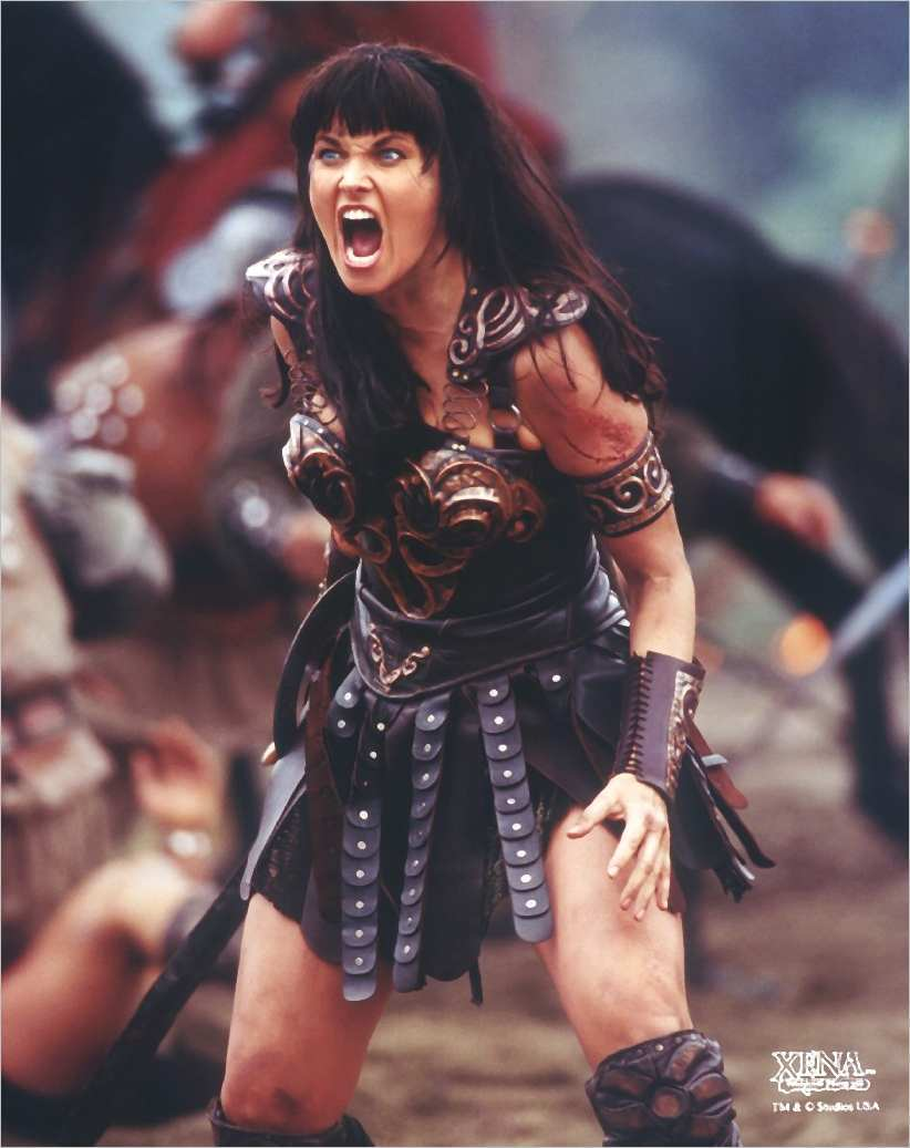 Who do you love Xena? Poll Results - Xena: Warrior ...
