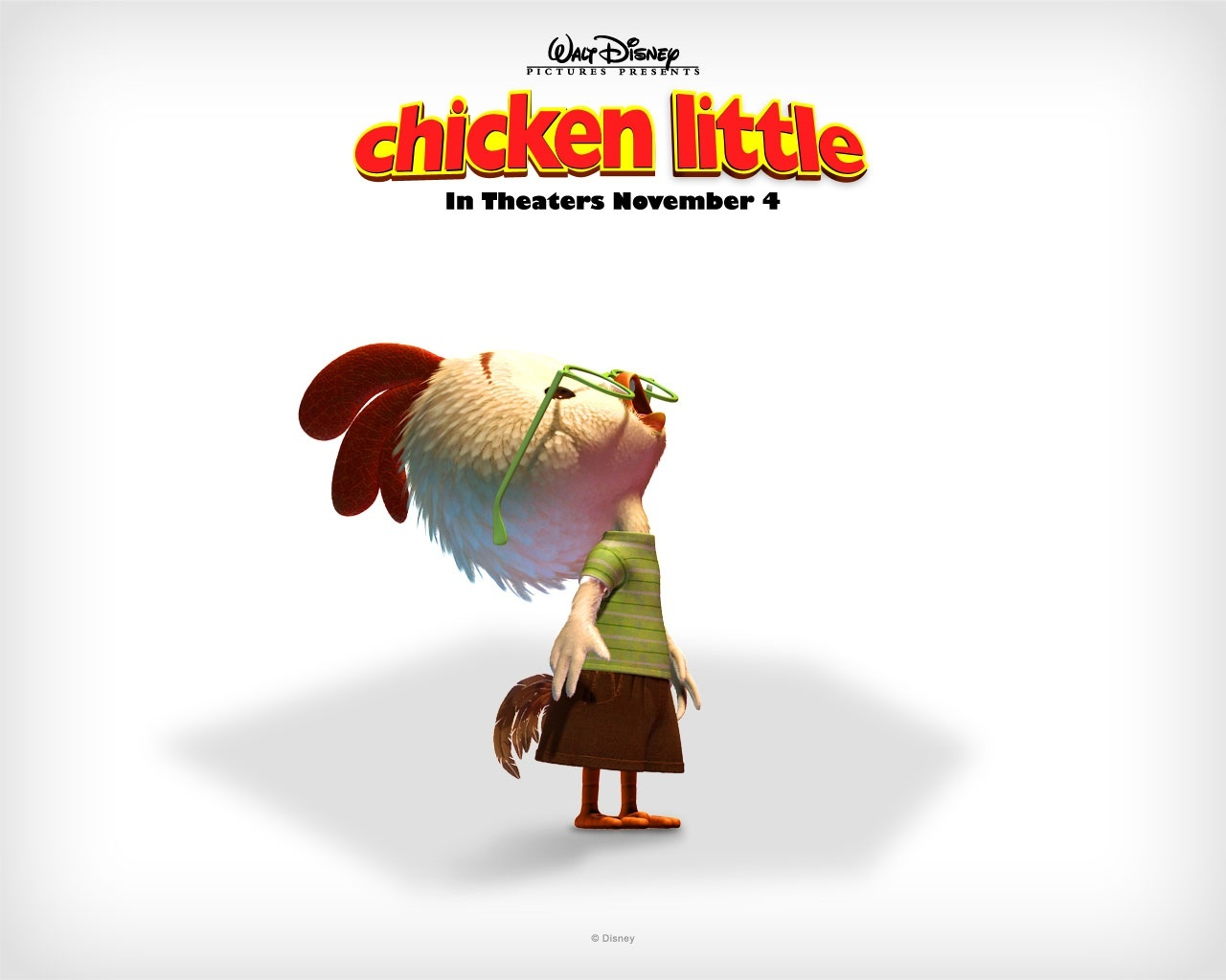 Chicken Little Was Poll Results