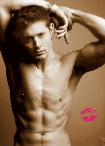 Dean winchester naked — 5