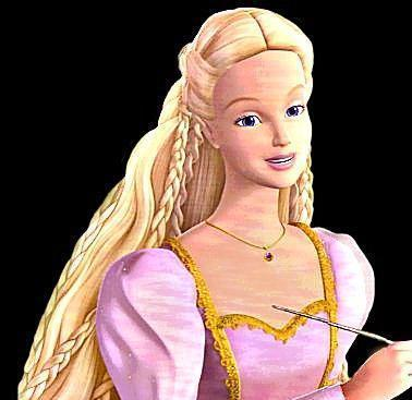 Barbie Movies Which Hairstyle Did You Like For Rapunzel