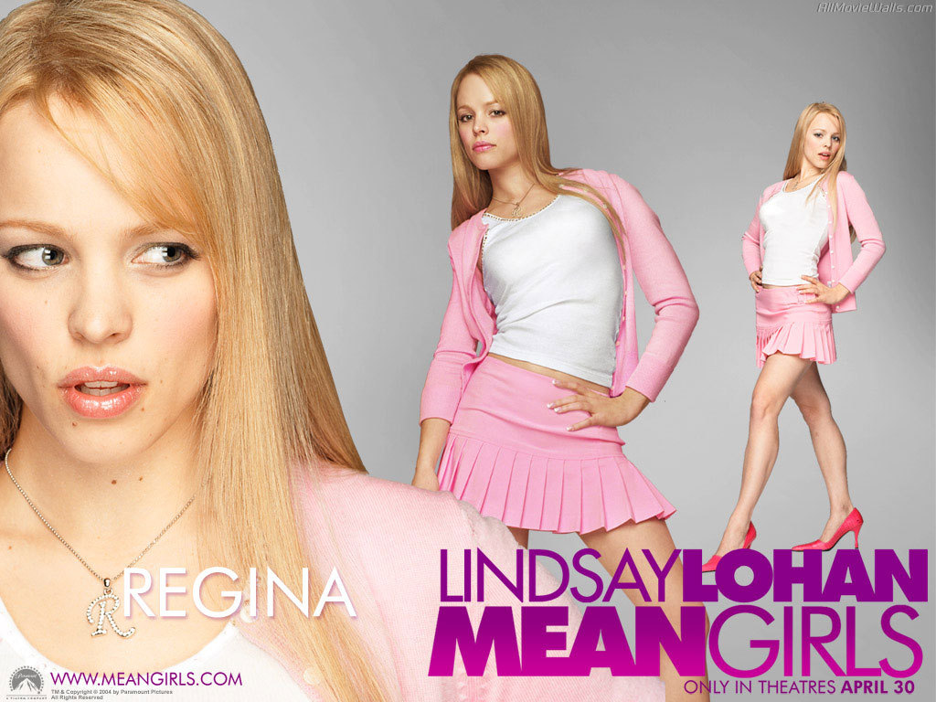 Regina-The Queen B Hilary Duff Mean