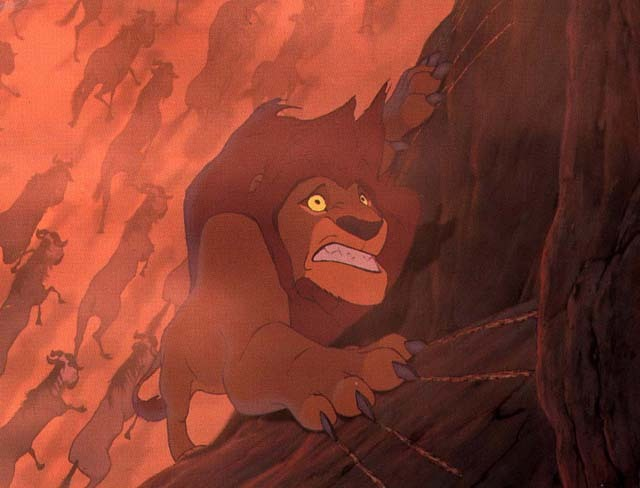 What S The Most Emotional Part On The Lion King Poll