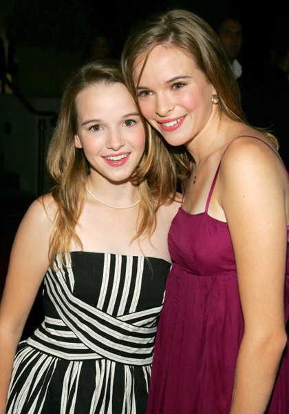 Panabaker Sisters 11355