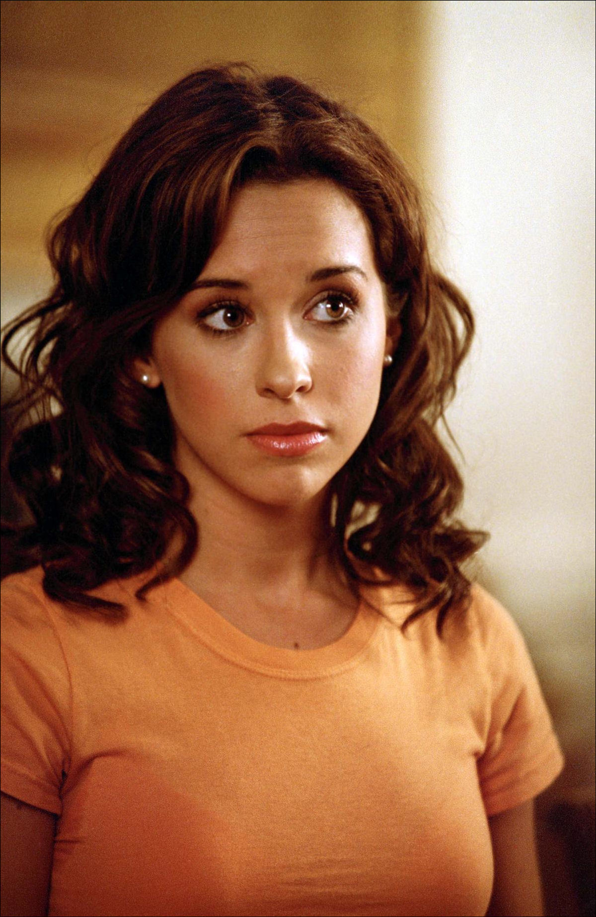 Lacey Chabert was the hottest Mean Girl.   IGN Boards