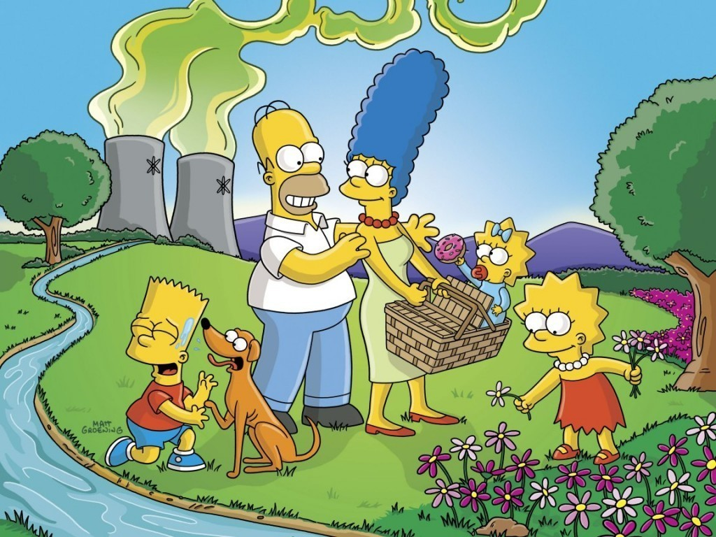 "the simpsons the family and its It's not a ""treehouse of horror"" episode, but things still get pretty ghastly in the  opening sequence of this week's the simpsons in the credits for."