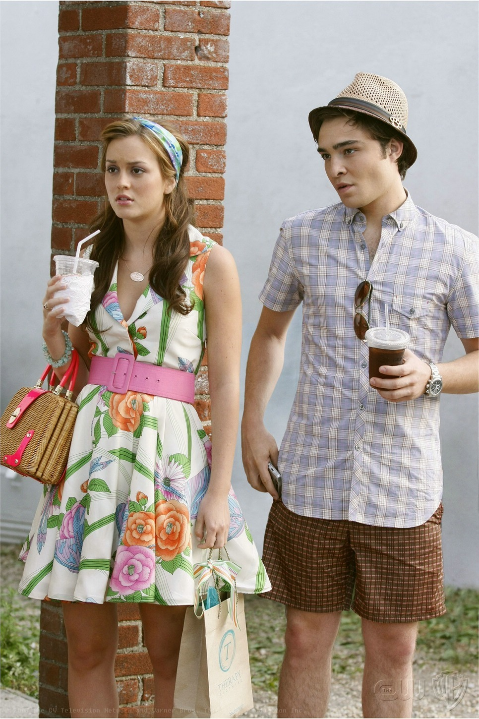 Better dress from Summer Kind of Wonderful? Poll Results - Blair Waldorf Fashion - Fanpop