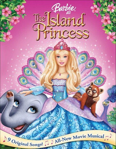 New Cartoons Videos: Barbie Island Princess Full movie In