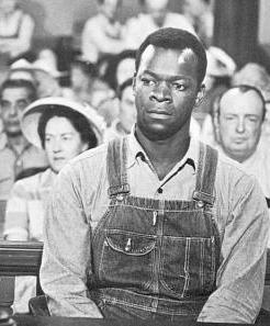 An analysis of the character of tom robinson from the book to kill a mocking bird