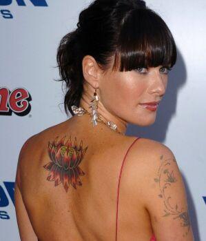 What Do You Think About Lenas Tattoos Lena Headey Fanpop