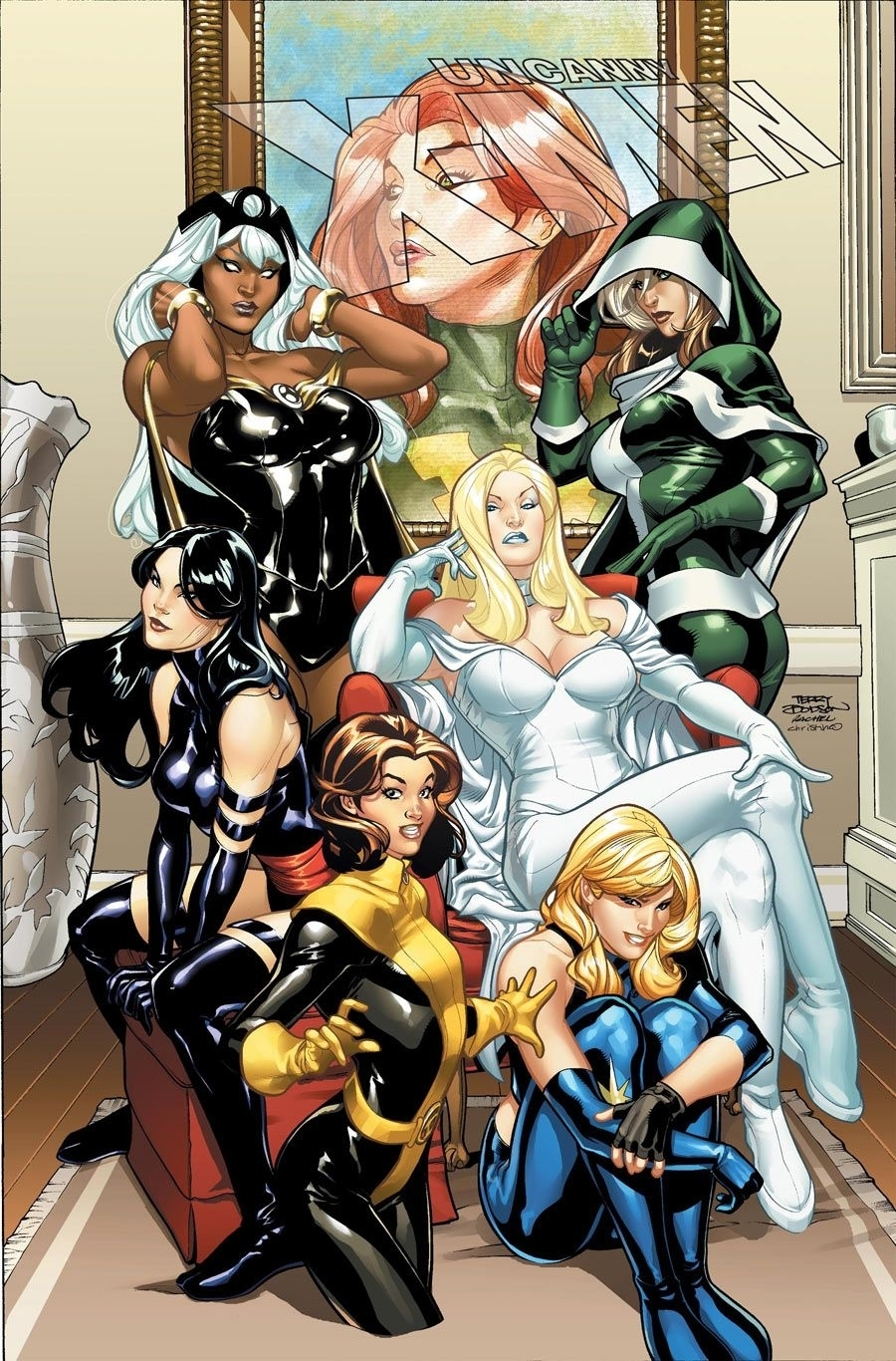 X Men Girl Characters Which comics have bett...