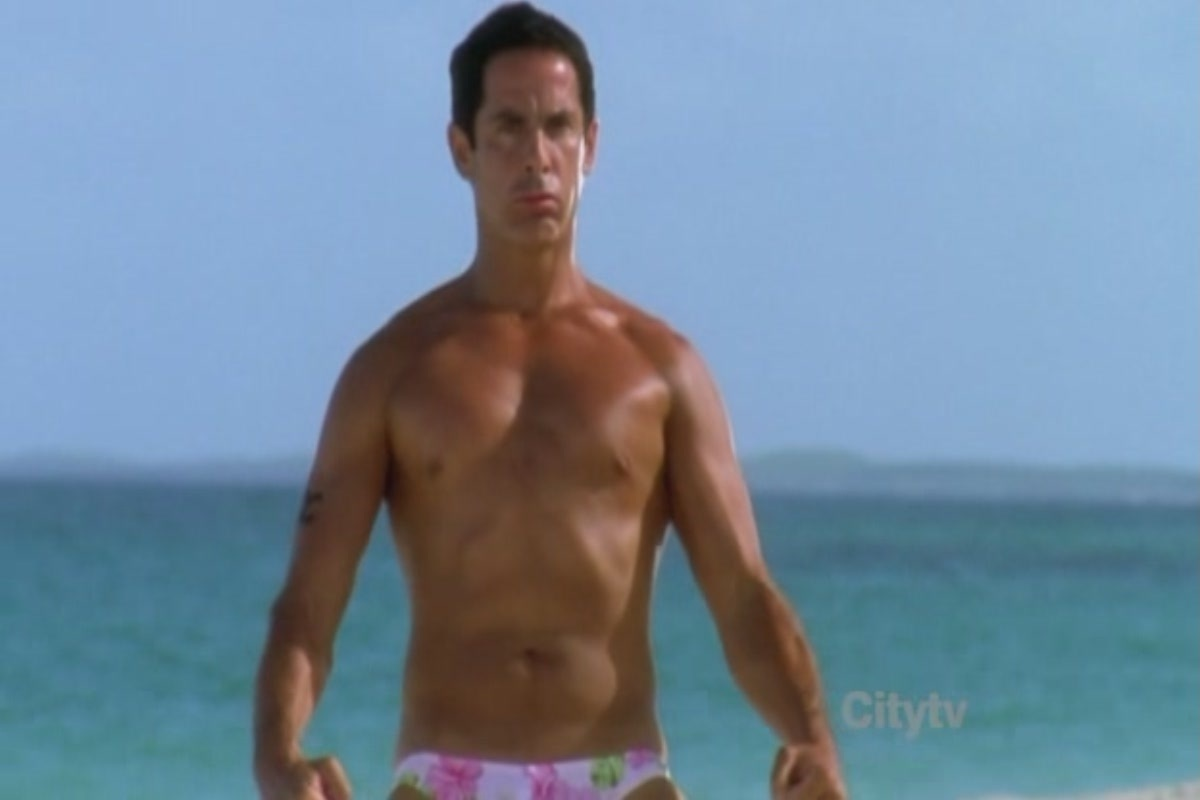 all the girls at the beach and todd in his banana hammock what was your favourite scene from my soul on fire part 1      rh   fanpop