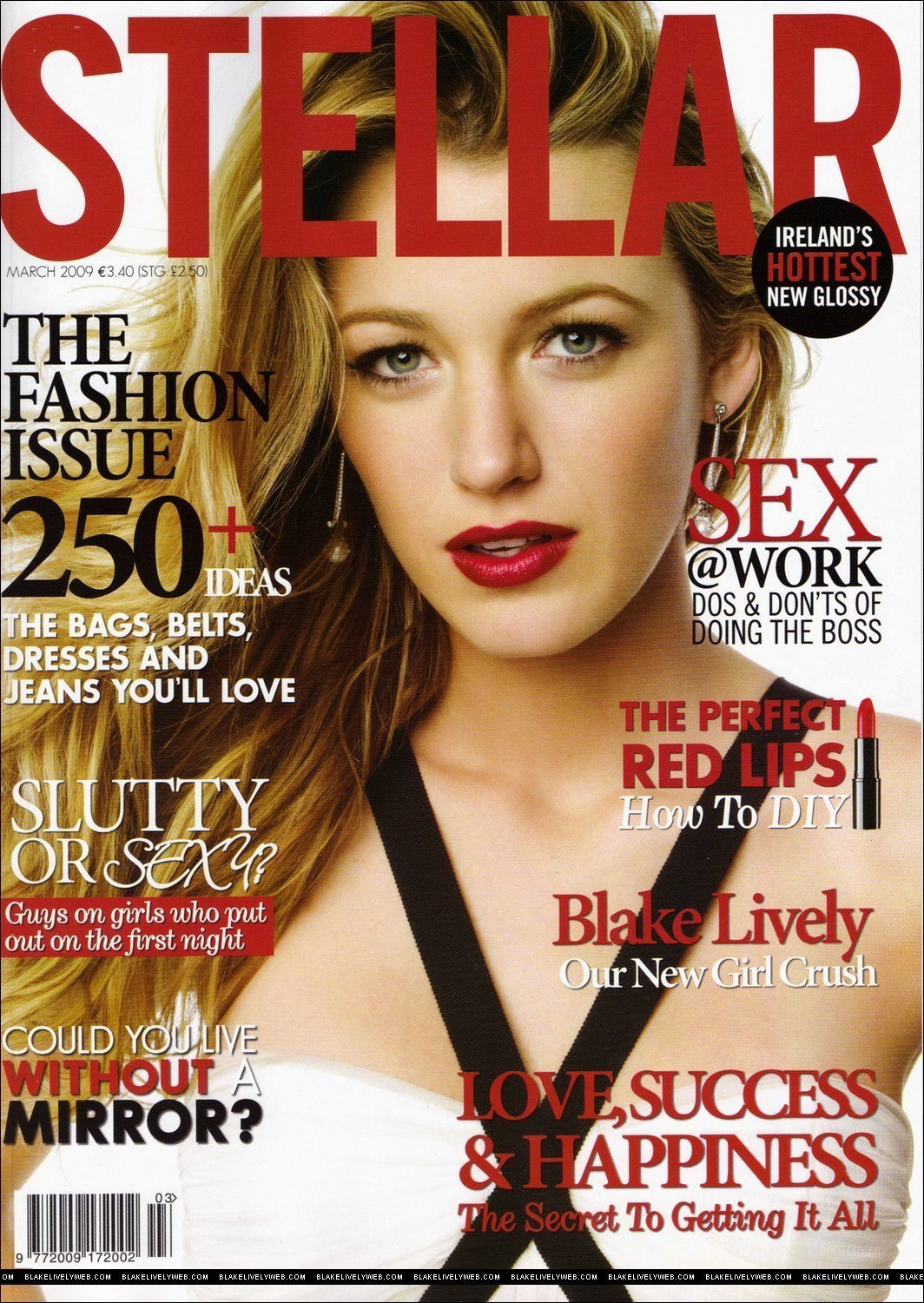 favorito Blake Lively magazine cover?
