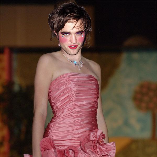 Robert Pattinson devient gay cause de Kristen Stewart