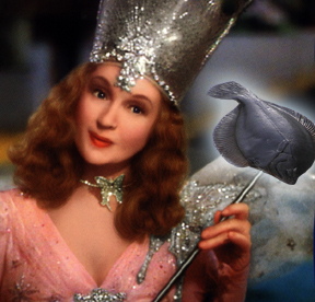 Funny Wizard Of Oz Movie Meme About Glenda The Good Witch And DorothyGood Witch Of The North