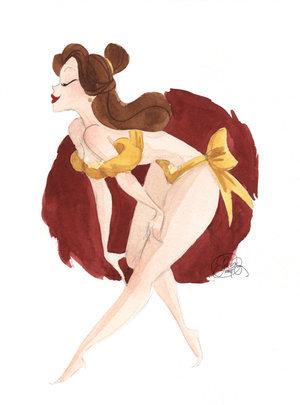 Which is your favorite Princess pin-up picture? - Disney Princess - Fanpop