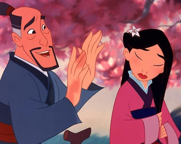 30DDC. Day 9: Favorite Parent: Fa Zhou. Disney has tons of