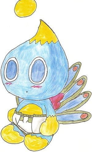 Which Baby Chao Is More Cute Sonic Chao Fanpop