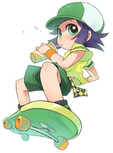Info Cute Anime Tomboy