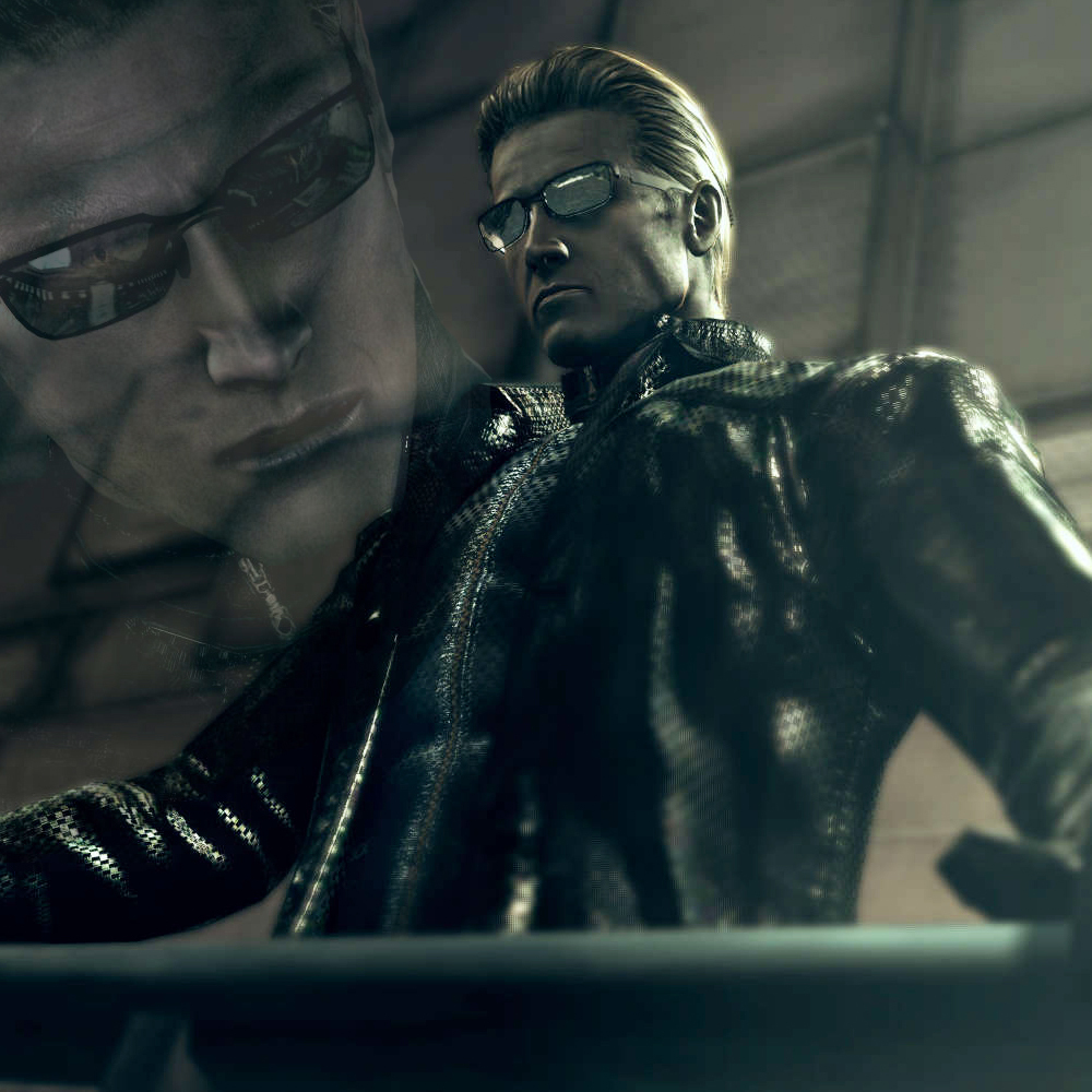 resient evil wesker - photo #30