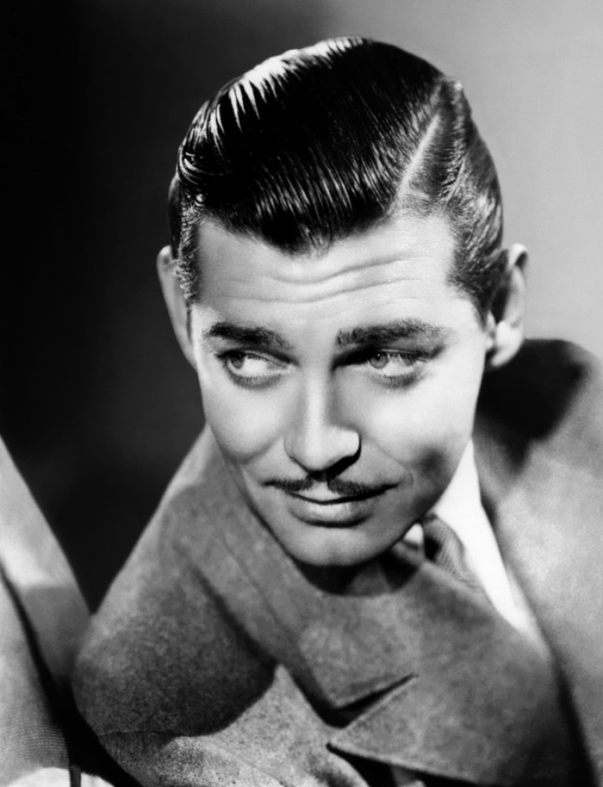 Which Hairstyle Is Better On Clark Gable Poll Results