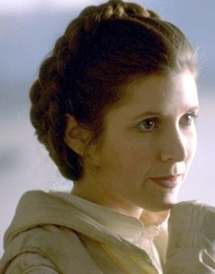 Princess Leia Hoth Hair Which hairstyle is you...