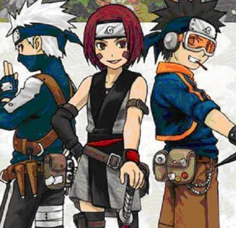 Who is your favrite on old team 7? Poll Results - Naruto ...