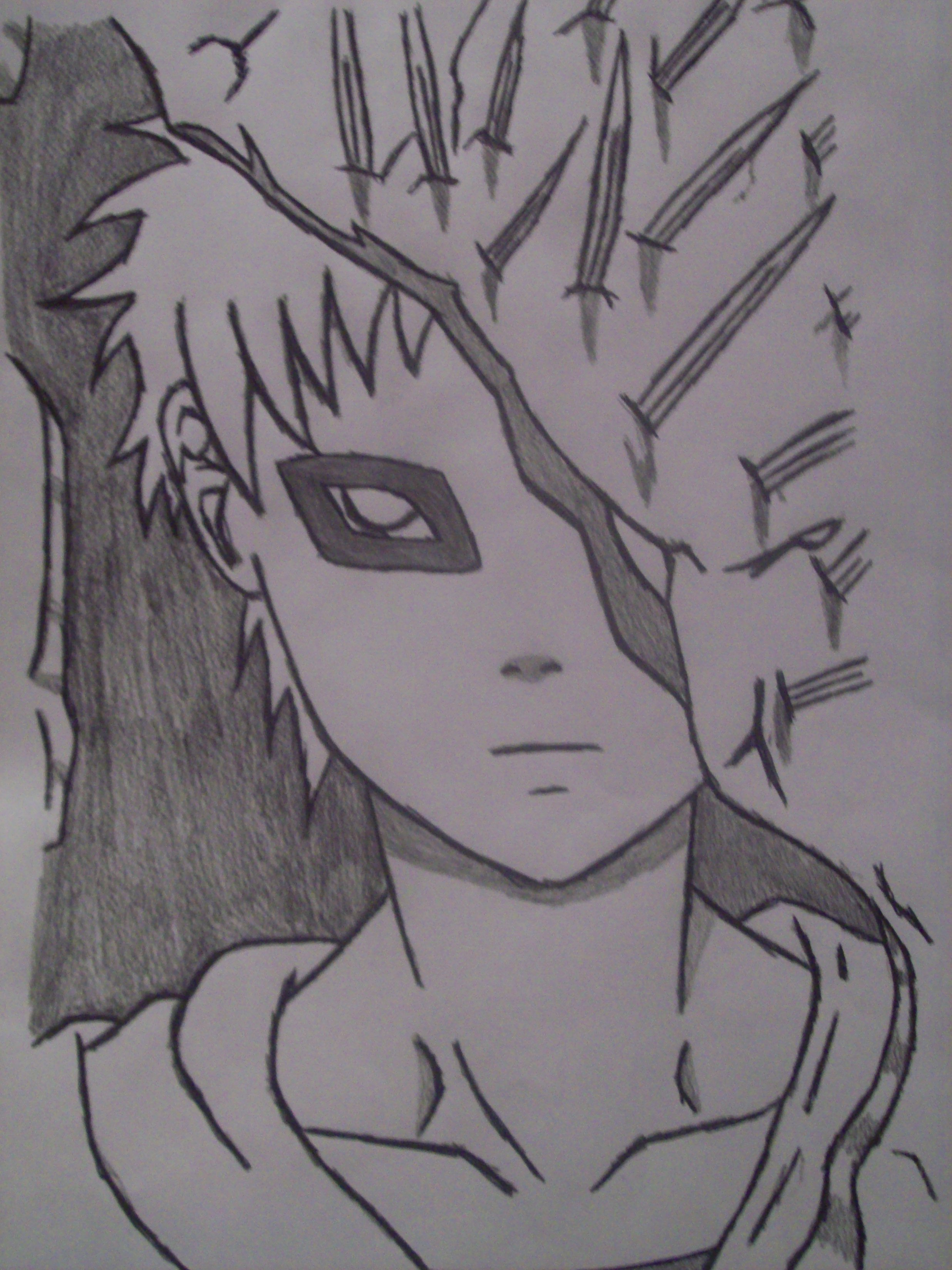 Naruto which drawing do you like best