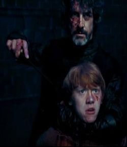 Is Flitwick, The King Now After Defeating Antonin Dolohov ... Theodore Nott Actor