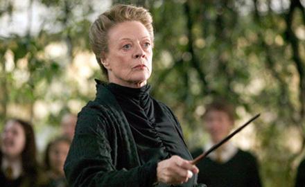 Professor Snape vs Professor Mcgonagall Professor Mcgonagall is