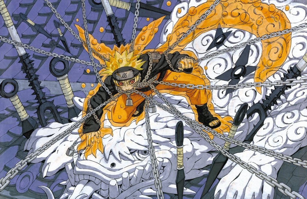 When do te think Naruto's nine tailed form looks kewl ??? - Naruto ...