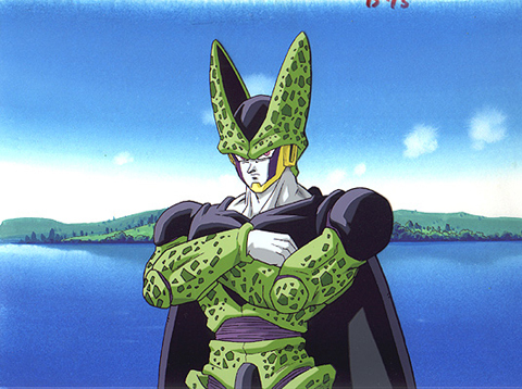 Which Tansformation of Cell do you like best? - Dragon Ball Z - Fanpop