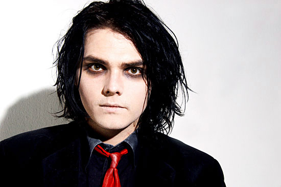 Does Gerard look better white or black (waot that sounds ...